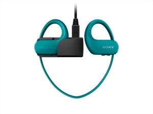 SONY LETTORE MP3 4GB WATERPROOF AZZURRO NW-WS413L