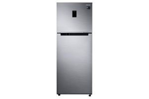 Samsung RT38K5535S9 Libera installazione 384L A++ Acciaio inossidabile frigorifero con congelatore