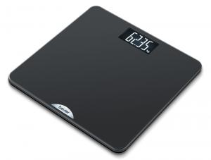 Beurer PS 240 Bilancia pesapersone elettronica Quadrato Nero