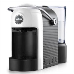 Lavazza Jolie Libera installazione Semi-automatica Macchina per caffè con capsule 0.6L 1tazze Nero, Bianco