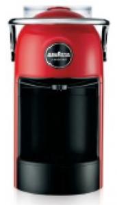 Lavazza Jolie Libera installazione Semi-automatica Macchina per caffè con capsule 0.6L 1tazze Nero, Rosso