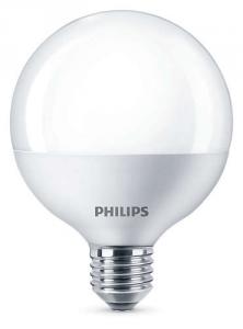 Philips LED 9.5W E27 9.5W E27 A+ Bianco caldo lampada LED