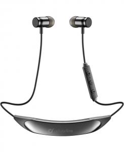 Cellularline NECKBAND ULTRA LIGHT - UNIVERSALE Auricolari Bluetooth neckband style ultra leggeri e duraturi Nero