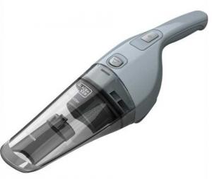 Black & Decker NVB215WAN Senza sacchetto Grigio aspiratore portatile