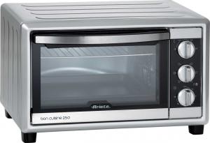 Ariete 984 25L 1500W Nero, Argento Grill fornetto con tostapane