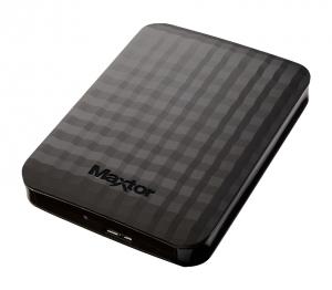 Seagate Maxtor M3 2000GB Nero disco rigido esterno