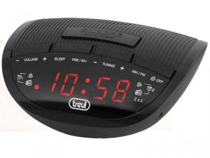 Trevi RC 825 D radio Orologio Digitale Nero