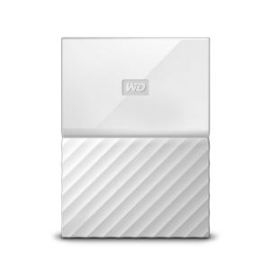 Western Digital My Passport 1000GB Bianco disco rigido esterno