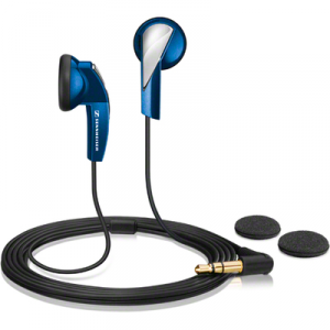 Sennheiser MX 365 Blue auricolare per telefono cellulare Stereofonico Blu
