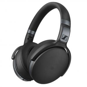 Sennheiser HD 4.40 BT Wireless auricolare per telefono cellulare Stereofonico Padiglione auricolare Nero