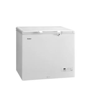 Haier HCE259R Libera installazione A pozzo 259L A+ Bianco congelatore