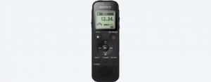 Sony ICD-PX470 Memoria interna e scheda di memoria Nero dittafono