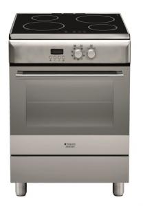 Hotpoint H6IMAAC (X) Libera installazione Piano cottura a induzione A Acciaio inossidabile cucina