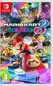 Nintendo Mario Kart 8 Deluxe Basic Nintendo Switch Inglese videogioco