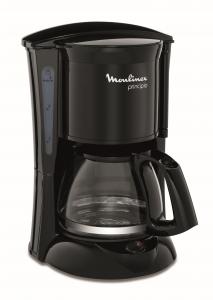 Moulinex FG1528 macchina per caffè Libera installazione Macchina da caffè con filtro Nero 0,6 L 6 tazze