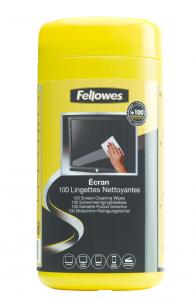 Fellowes 9970311 kit per la pulizia Panni umidi per la pulizia dell'apparecchiatura LCD/TFT/Plasma