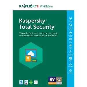 Kaspersky Lab Total Security Multi-Device 2018 2 licenza/e 1 anno/i ITA