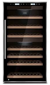Caso WineMaster 24 cantina vino Libera installazione 24 bottiglia/bottiglie B