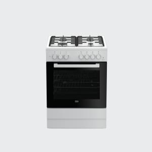 Beko FSST62110DW Libera installazione Gas A Bianco cucina