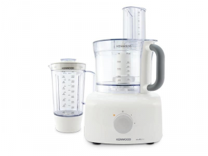 Kenwood Electronics Multipro Home FDP645WH robot da cucina 3 L Grigio, Bianco 1000 W