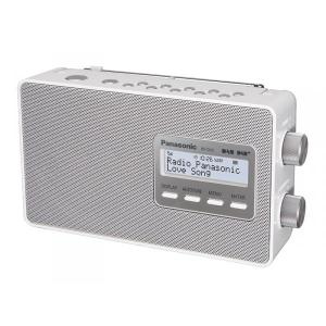 Panasonic RF-D10 Personale Digitale Bianco radio