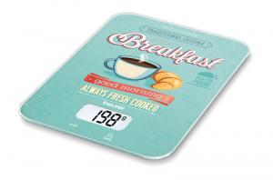 Beurer KS 19 Breakfast Da tavolo Bilancia da cucina elettronica Multicolore