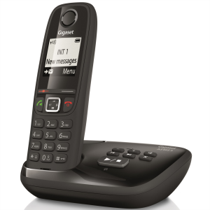 Gigaset AS405A DECT Nero