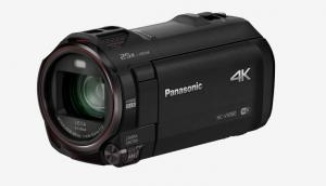 Panasonic HC-VX980EG-K Videocamera palmare 18.91MP MOS BSI 4K Ultra HD Nero videocamera
