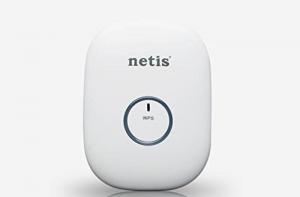 Netis System E1+ Network transmitter Bianco moltiplicatore di rete