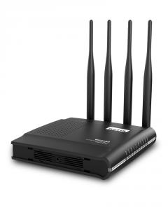 Netis System WF2880 Dual-band (2.4 GHz/5 GHz) Gigabit Ethernet Nero router wireless