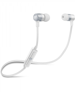 Cellularline Earphones In-Ear - iPhone and iPad Auricolare Stereo Bluetooth In-Ear per iPhone Silver