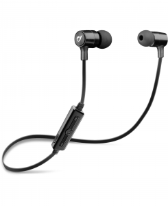 Cellularline Earphones In-Ear - iPhone and iPad Auricolare Stereo Bluetooth In-Ear per iPhone Nero