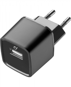 Cellularline Apple Caricabatterie da rete USB per dispositivi Apple Nero