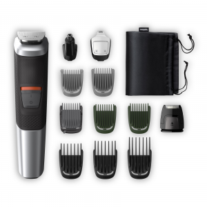 Philips MULTIGROOM Series 5000 12 in 1, Barba, capelli e corpo MG5740/15