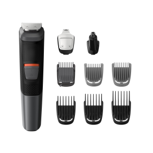 Philips MULTIGROOM Series 5000 9 in 1, Barba e capelli MG5720/15