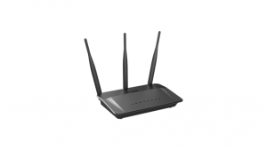 D-Link DIR-809 Dual-band (2.4 GHz/5 GHz) Fast Ethernet Nero router wireless