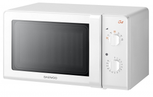 Daewoo KOG-6F27 Piano di lavoro Microonde combinato 20L 700W Bianco forno a microonde