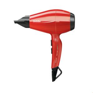 BaByliss 6615E 2300W Nero, Rosso asciuga capelli