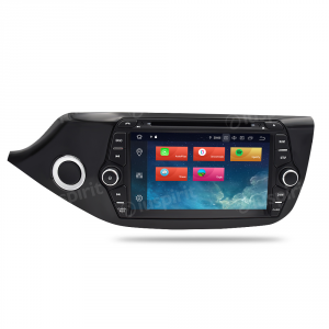 ANDROID 10 autoradio 2 DIN navigatore per Kia Ceed Cee'd 2012-2016 GPS DVD WI-FI Bluetooth MirrorLink