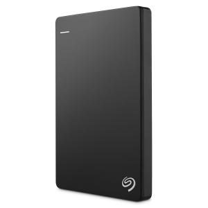 Seagate Backup Plus Slim 1TB 1000GB Nero disco rigido esterno