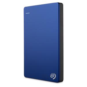Seagate Backup Plus Slim 1TB 1000GB Blu disco rigido esterno