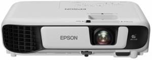 Epson EB-W41 Projector Proiettore desktop 3600ANSI lumen 3LCD WXGA (1280x800) Bianco videoproiettore