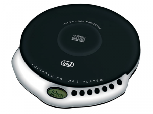 Trevi CMP 498 Personal CD player Nero