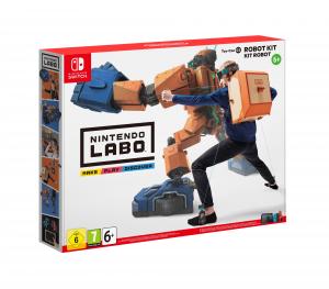 Nintendo Labo: Toy-Con 02 Kit Robot