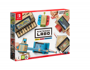 Nintendo Labo: Toy-Con 01 - Kit Assortito
