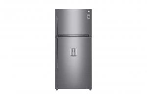 LG GTF925PZPZD Libera installazione 565L A++ Acciaio inossidabile frigorifero con congelatore