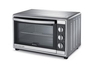 Ariete Bon Cuisine 560 56L 2200W Nero, Argento Grill fornetto con tostapane
