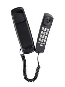 Brondi Bravo Compact Telefono analogico Nero