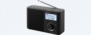 Sony XDR-S61D Personale Nero radio