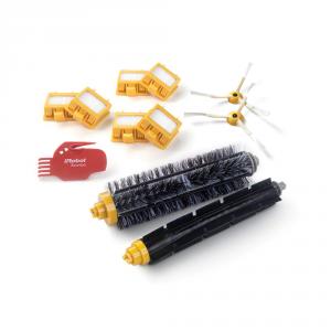 iRobot 4503462 Aspiratore robotico Filtro e spazzola accessorio e ricambio per aspirapolvere